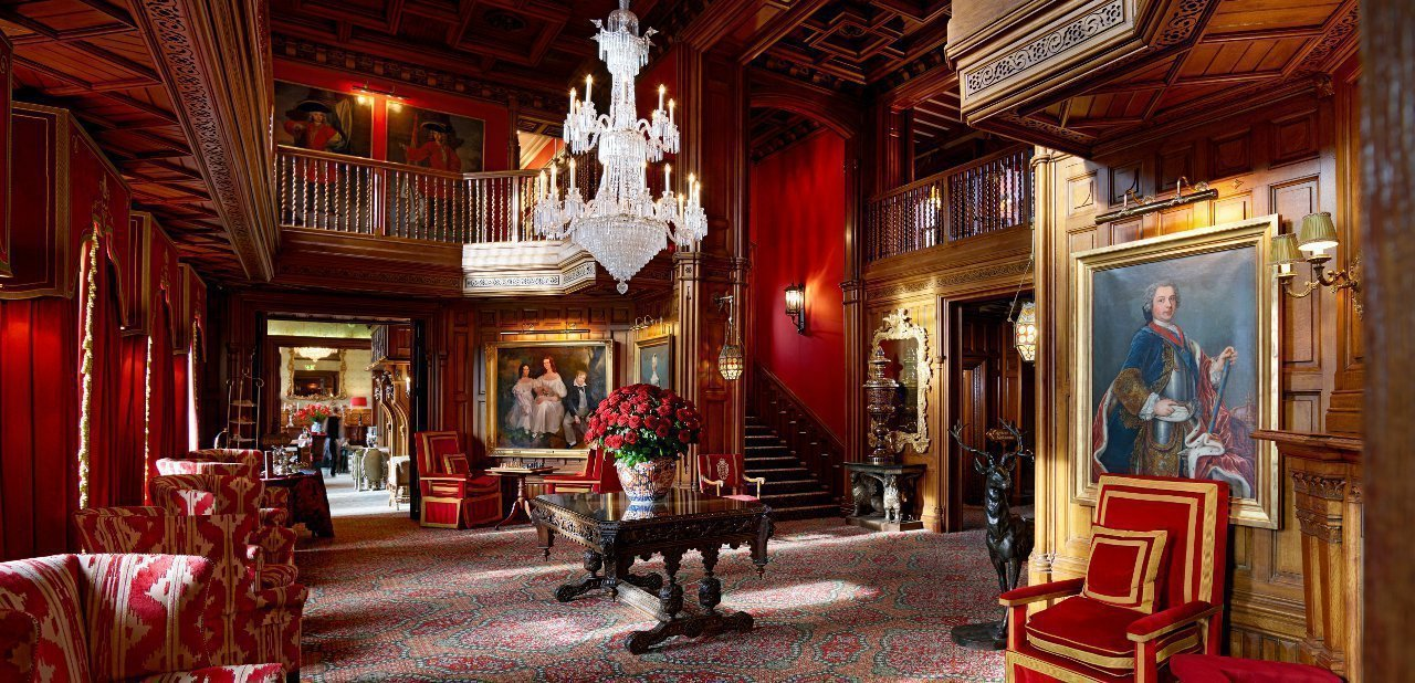 Hall Ashford Castle