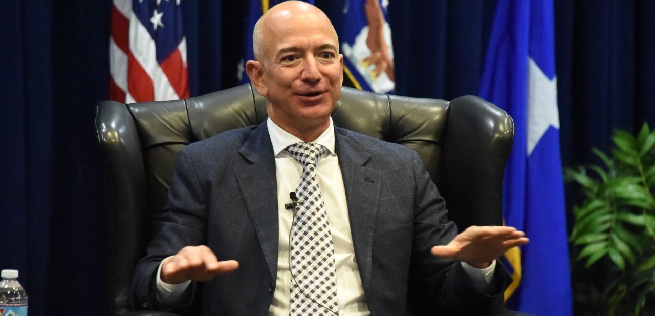 Historia de Jeff Bezos