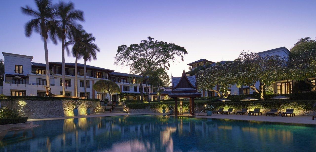 Hotel Chiva-Som, el paraíso de la salud y el bienestar