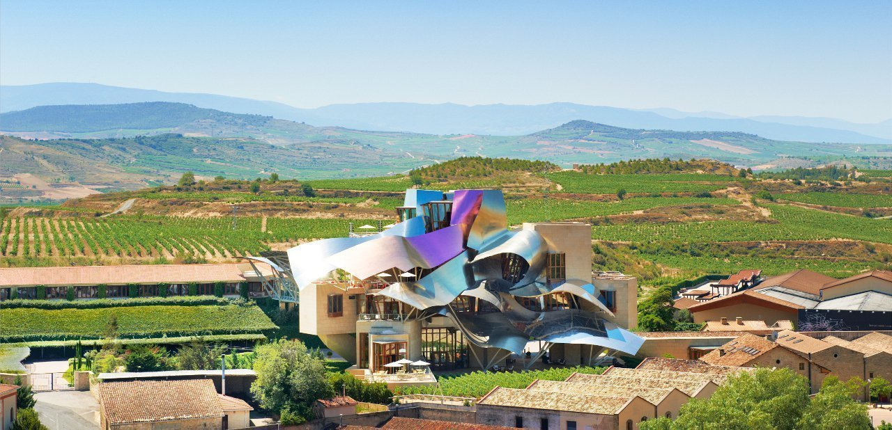 Hotel Marqués de Riscal, un Luxury Collection en Elciego