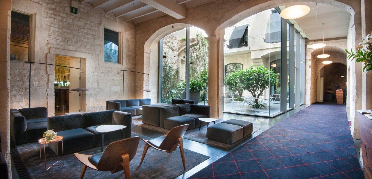 Hotel Mercer Lobby