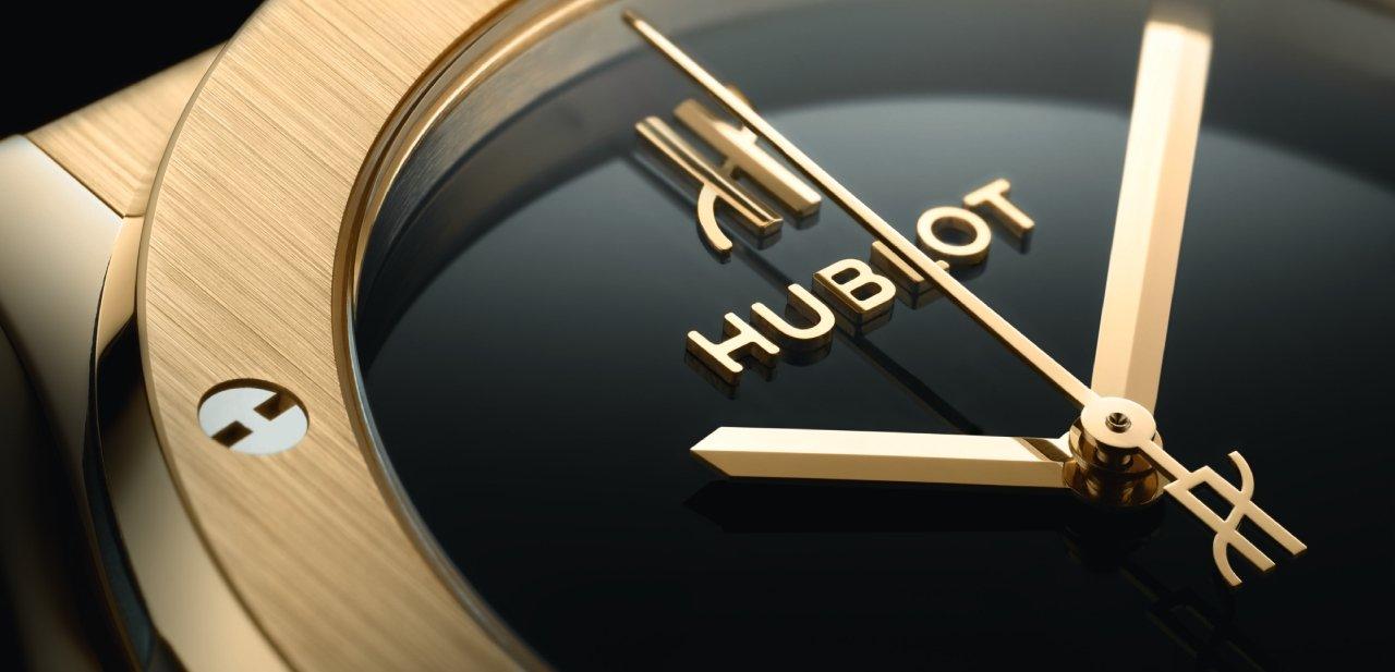 Hublot Classic Fusion esfera detalles