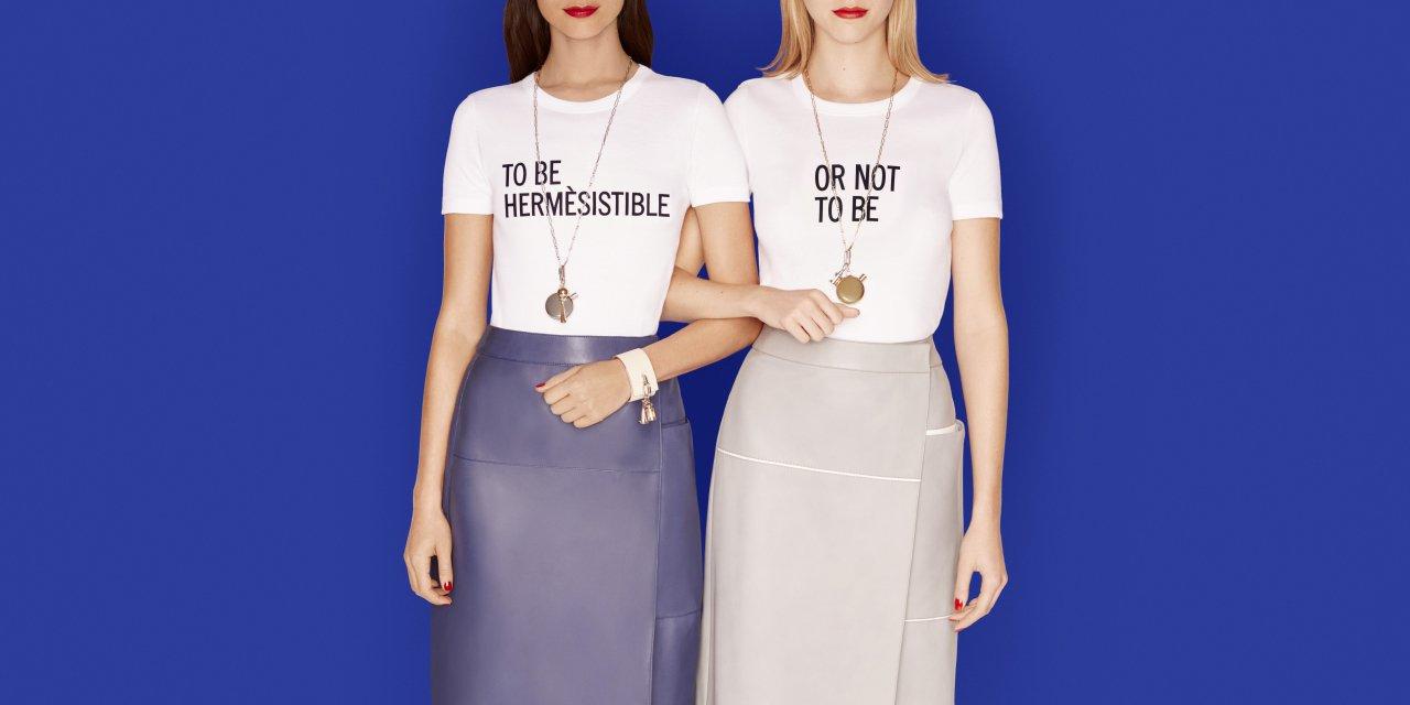 Imagen de la campaña promocional de Hermèsistible