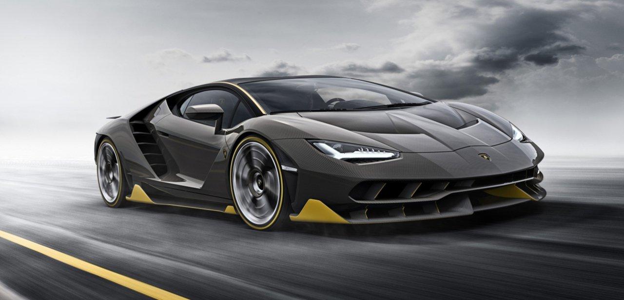 Imagen del Lamborghini Centenario