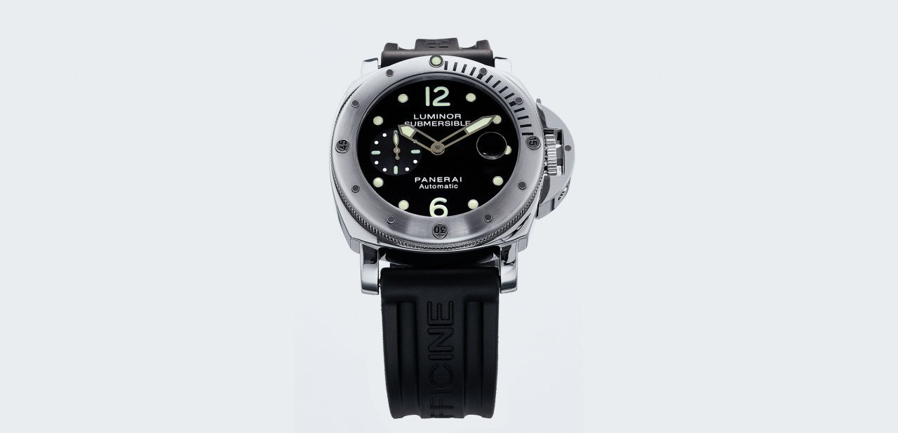 Imagen del Panerai Luminor Submersible Automatic