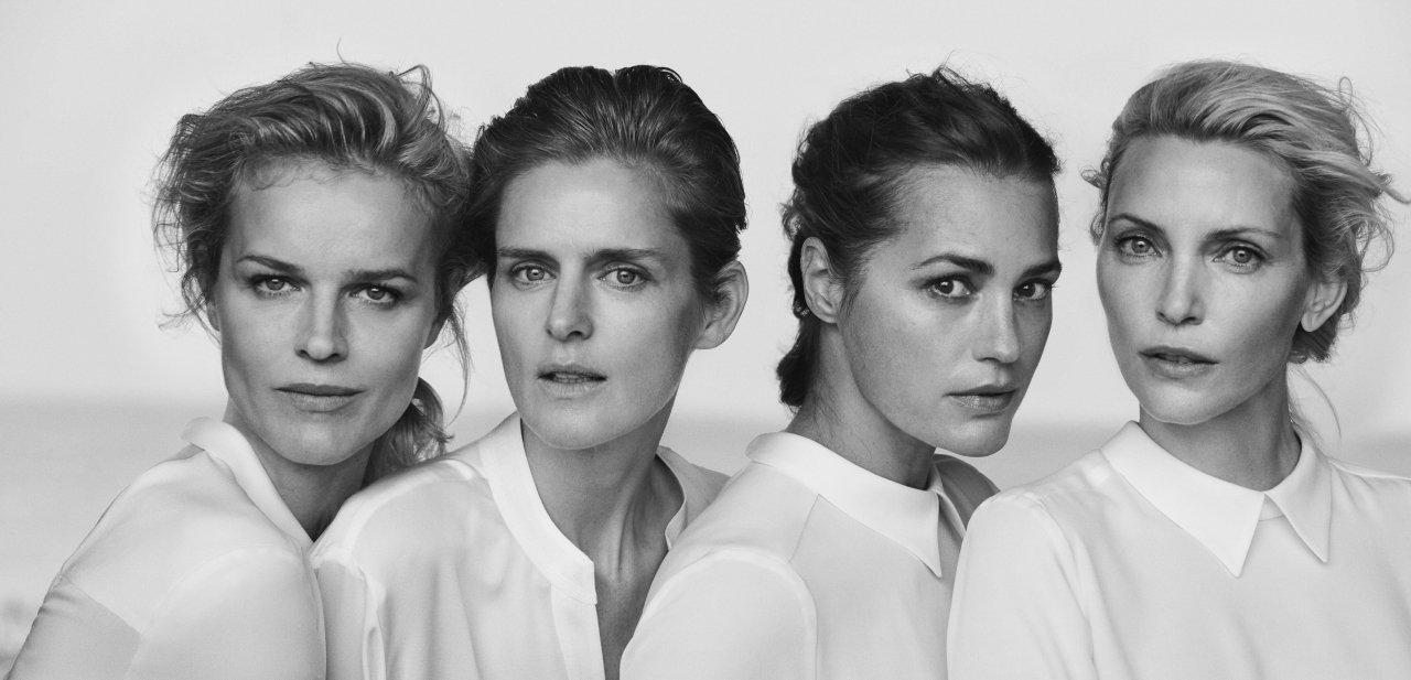 Imagen promocional de la colección New Normal para la primavera-verano de 2016