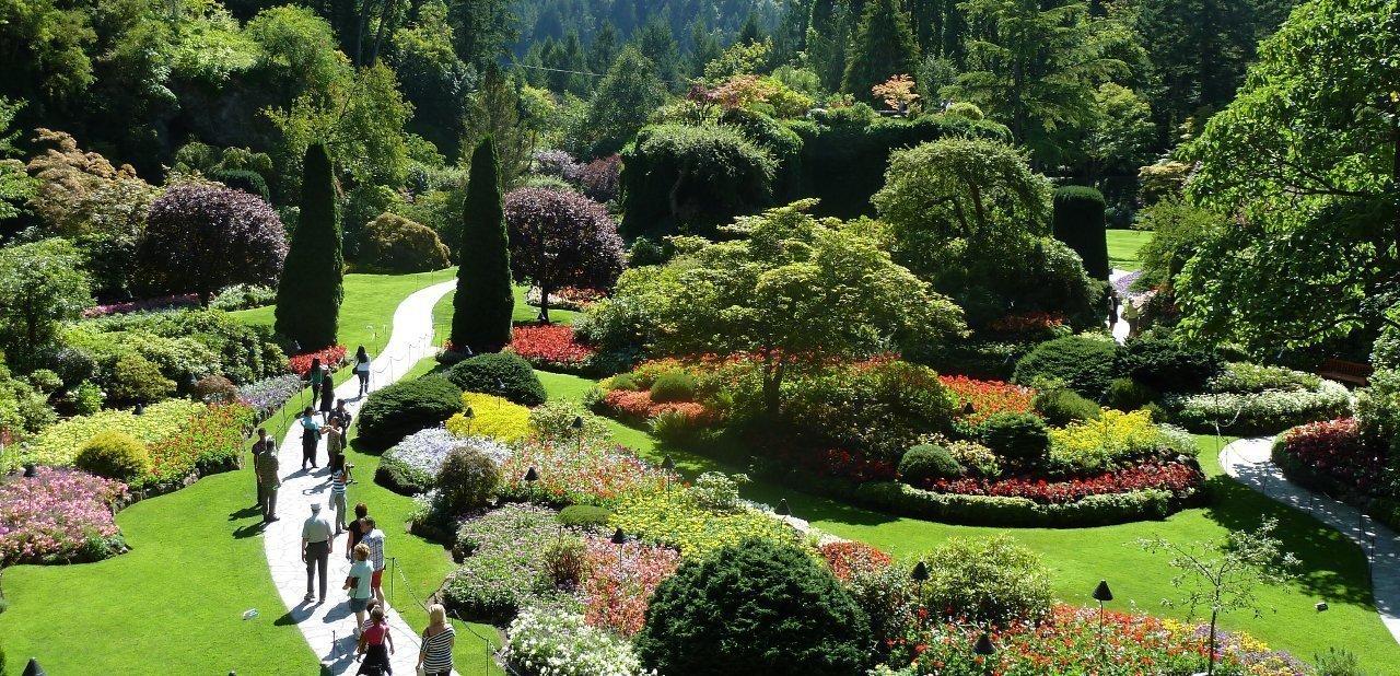 5 grandes jardines del mundo