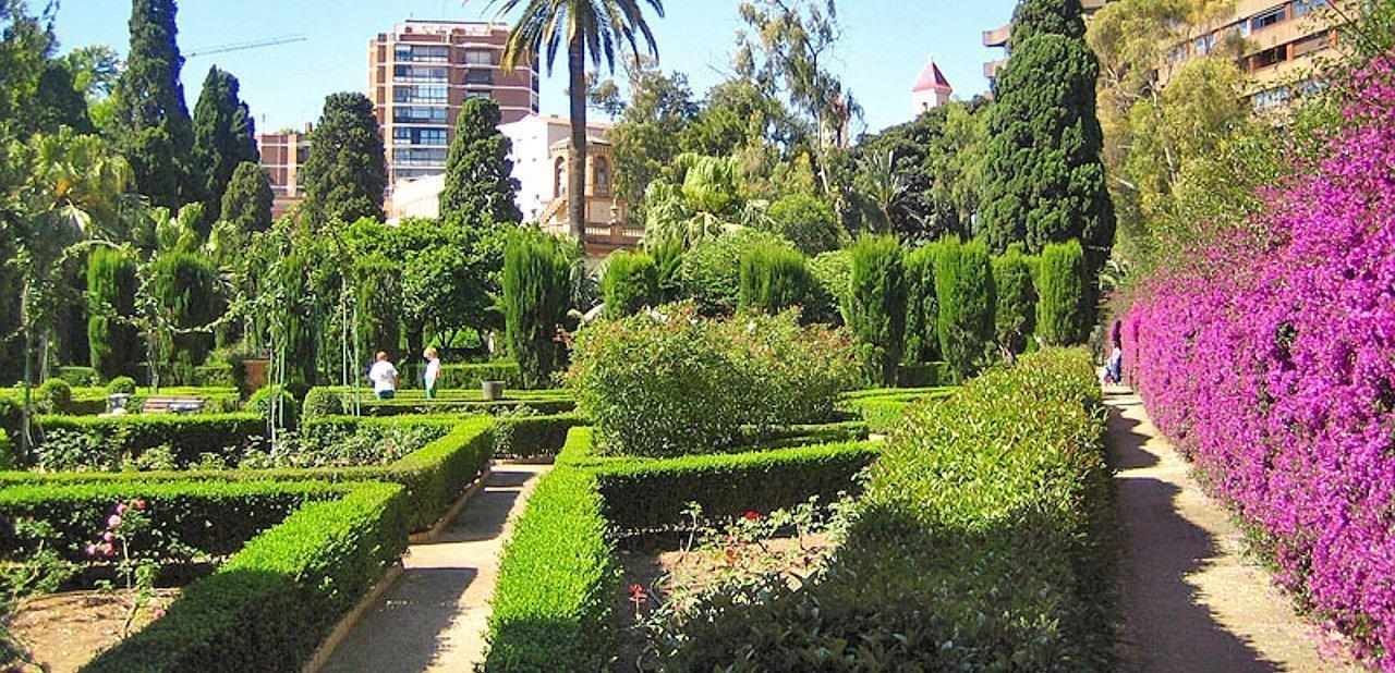 Jardines de Monforte, Valencia