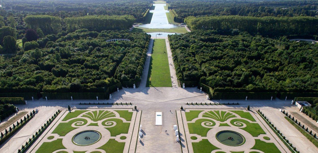 Jardines de Versalles