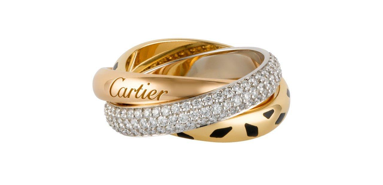 La Pantera y Trinity de Cartier se fusionan