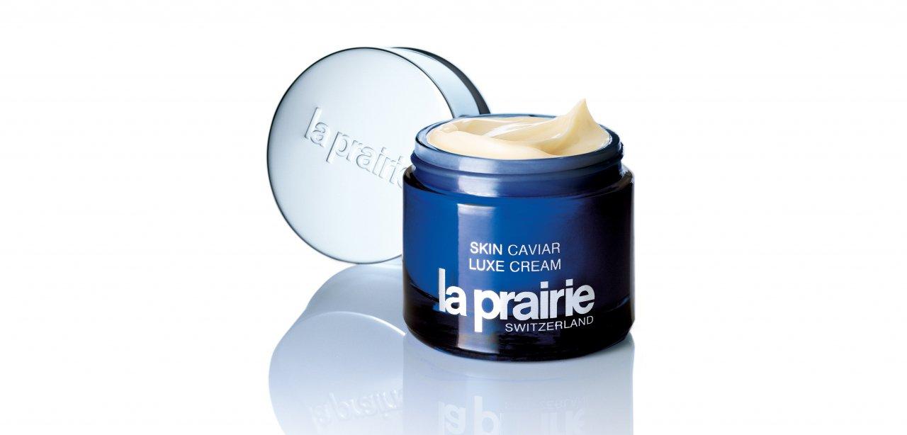 La Prairie Skin Caviar Luxe Cream frasco abierto
