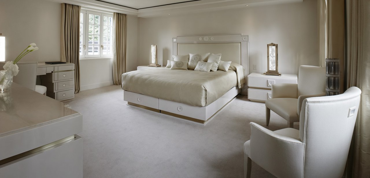 La suite Dahlia de la Villa René Lalique