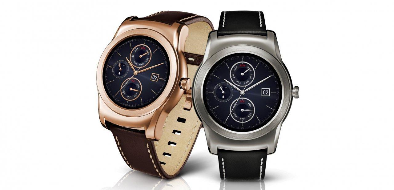 Las dos versiones del Watch Urbane