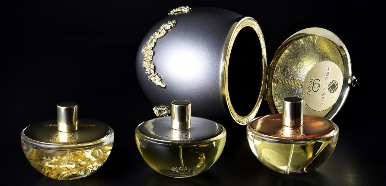 Las tres fragancias de The Royale Dream y el huevo de Fabergé que las contiene