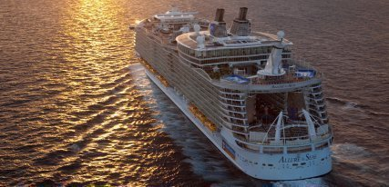 Crucero Allure of the Seas, una joya en alta mar