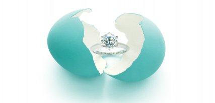 Anillos de compromiso Tiffany & Co., la complicidad de un diamante