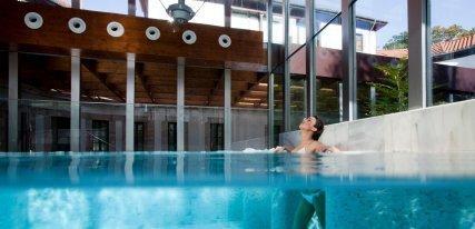 Balneario Las Caldas Villa Termal, el lujo del bienestar