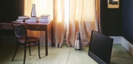 Beosound 1 y 2, el sonido en 360 grados de Bang & Olufsen