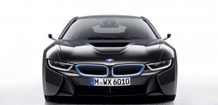 BMW i8, la deportividad más eléctrica y futurista