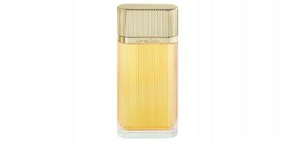 Eau de parfum Must de Cartier Gold, la esencia del primer perfume de Cartier