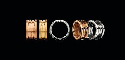 Bulgari celebra el nuevo milenio con los anillos B.zero1