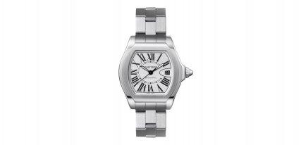Cartier Roadster, un reloj de tiempos pasados
