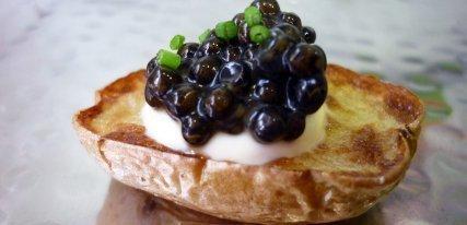 Caviar Nacarii Premium, el esturión de los Pirineos