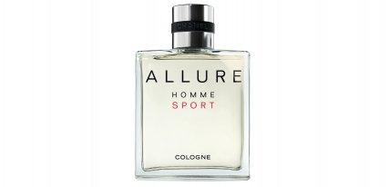 Chanel Allure Homme Sport, una fragancia que exalta el deporte