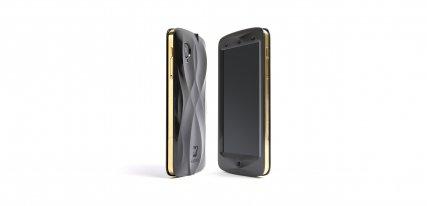 Kustom EGO, un lujoso 'smartphone' con acento español