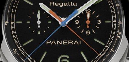 Panerai Luminor 1950 Regatta, un reloj consagrado a la vela