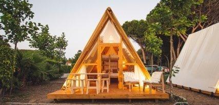 Kampaoh UP, camping sin líos y con mucho confort