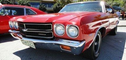 Chevrolet Chevelle, el deportivo clásico que duró tres generaciones