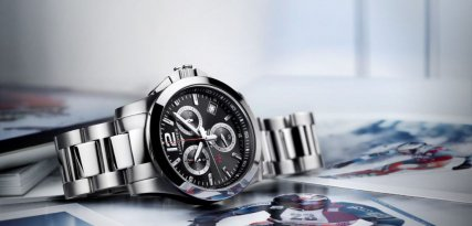 Longines Conquest 1/100th Alpine Skiing, la precisión de lo exquisito
