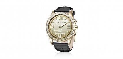 Isaac Mizrahi Smartwatch, un reloj convencional con dosis de inteligencia