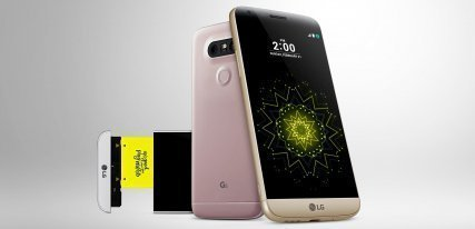 LG G5, el único 'smartphone' modular