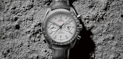 Omega Speedmaster Grey Side of the Moon, un gran salto relojero