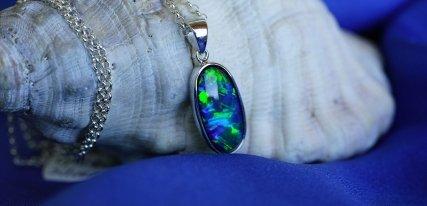El ópalo, la piedra distinguida de los joyeros