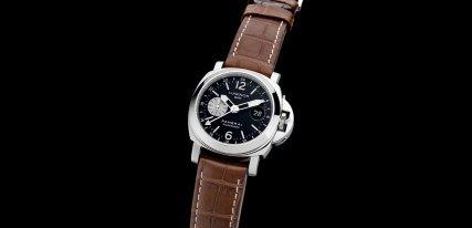 Panerai Luminor GMT Automatic, un reloj de buceo con el don de la ubicuidad