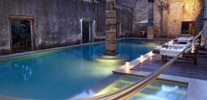 Hacienda Uayamon, magia e historia en México