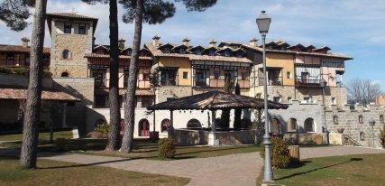 Abadía de los templarios, historia y naturaleza en Salamanca