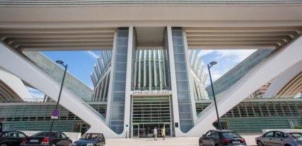 Ayre Hotel Oviedo, arquitectura y diseño de vanguardia