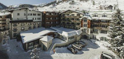 Hotel Schwarzer Adler, lujo en el corazón de los Alpes