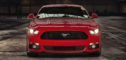 Ford Mustang 2015, el mito americano que nunca muere