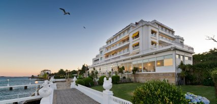 Gran Hotel La Toja, balneario y lujo cinco estrellas en Galicia
