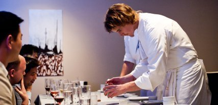 Grant Achatz, el chef que perdió el sentido del gusto