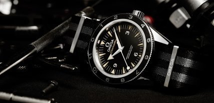 Omega Seamaster 300 Spectre de James Bond