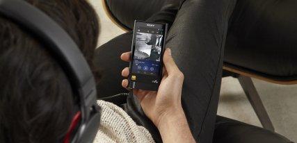 Sony Walkman NW-ZX2, el sonido tal y como fue concebido