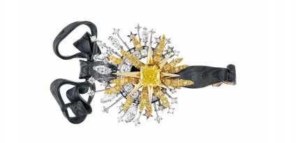 Dior à Versailles, joyas inspiradas el Palacio de Versailles