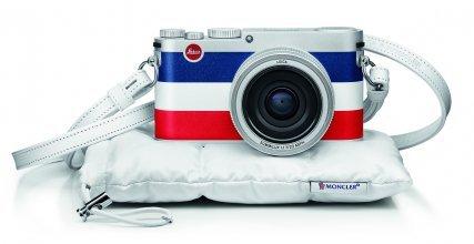 Leica X Edition Moncler, una cámara bien vestida