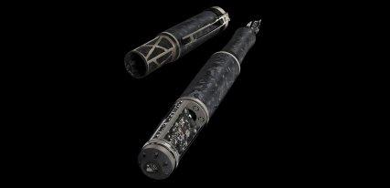 Richard Mille RMS05, la pluma estilográfica mecánica